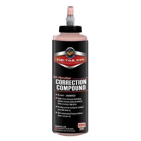 Microfiber Correction Compound
