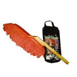 Car Duster mit Holzgriff